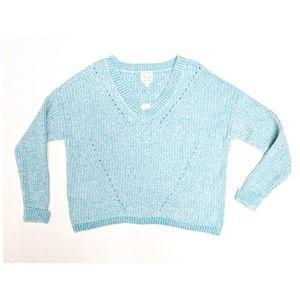 🍍Hippie Rose Chenille Mermaid Tail Sweater